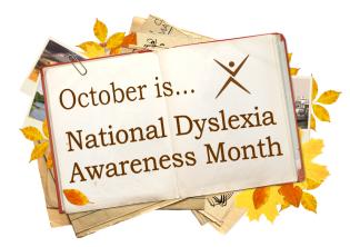 dyslexia-awareness-month